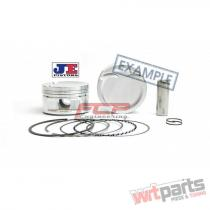 BMW 135I 335I N54B30 JE PISTONS FORGED PISTONS 84.5MM CR 9.5 338095