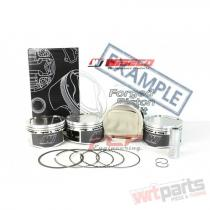 HONDA RSX-S 2.0 K20A/Z WISECO FORGED PISTONS CR 12.4 86.50MM K650M865AP