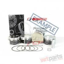 AUDI / VW 1.8T 20V WISECO PISTONS CR 8.5 81.5MM K563M815AP