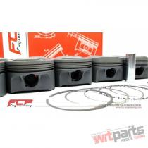 AUDI S4 RS4 2.7 V6 BITURBO FCP FORGED PISTONS KIT 81MM  - FCPP810085RS4