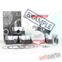 AUDI / VW 1.8T 20V WISECO PISTONS CR 8.5 82MM K563M82AP