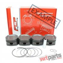 OPEL 2.0 16V TURBO C20LET C20XE FCP FORGED PISTONS CR 8.5 87 - FCPPOC870085