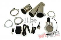 "Exhaust Cutout 3"" V-Band Remote + Switch - EP-EP-043"