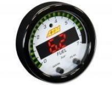 Gauge AEM ELECTRONICS X-Series 7BAR Oil/Fuel Pressure - AM-30-0301