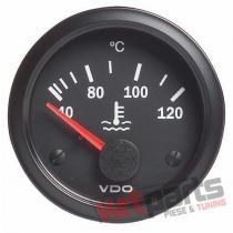 VDO Water temperature gauge 52mm 40-120°C VDO-310-010-012K