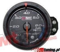 D1Spec gauge 52mm - Fuel Pressure DP-ZE-101