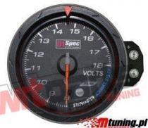 D1Spec gauge 52mm - Volt DP-ZE-103