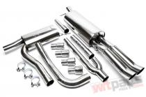 Complete exhaust kit Audi A4 B5 EVOA4AED76