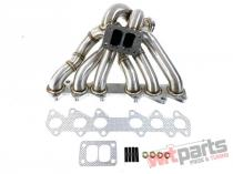 Exhaust Manifold Toyota Supra 2JZ-GTE EXTREME T3 Twin Scroll - PP-KW-176
