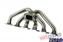 Exhaust manifold NISSAN RB20/RB25 T3 TOP MOUNT - PP-KW-077