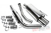 Complete exhaust kit Volkswagen Polo 6N EVOP4AE276