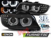 BMW E90/E91 09-11 HID DRL BLACK LED INDICATOR - LPBML2