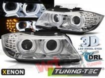 BMW E90/E91 09-11 HID DRL CHROME LED INDICATOR - LPBML1