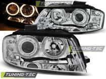 Angel eyes headlamp Audi A3 8P - LPAU77