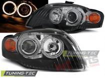 Angel eyes headlamp Audi A4 - LPAU58