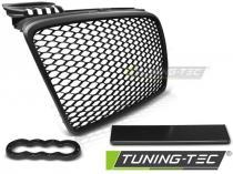 Plastic Debadged radiator grille Audi A4 B7 RS GRAU21