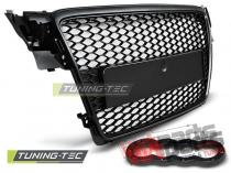 Plastic Debadged radiator grille Audi A4 GRAU01