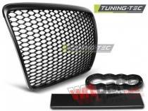 Plastic Debadged radiator grille Audi A6 (09-11) GRAU13