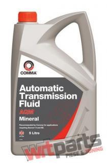 Automatic Transmission FLuid Comma 5L AQM-5L