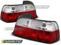 BMW E36 12.90-08.99 COUPE RED WHITE LTBM02