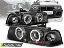 BMW E36 12.90-08.99 ENGEL EYES BLACK LPBM04