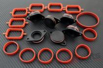 Intake manifold plug kit BMW 33mm komplet 6szt. PA66 GF30 MT-EG-066