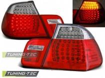 BMW E46 05.98-08.01 RED WHITE LED LDBM07