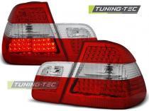 BMW E46 05.98-08.01 SEDAN RED WHITE LED LDBM40