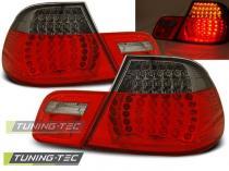 BMW E46 04.99-03.03 CABRIO RED SMOKE LED LDBM50