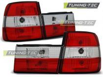 BMW E34 02.88-12.95 RED WHITE LTBM10