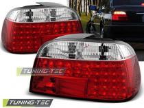 BMW E38 06.94-07.01 RED WHITE LED LDBM09