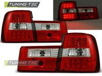 BMW E34 02.88-12.95 RED WHITE LED - LDBM16