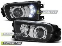 BMW E39 09.95-06.03 Z3 96-02 BLACK LED - HABM03