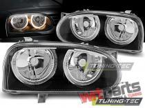 VW GOLF 3 09.91-08.97 ANGEL EYES BLACK LPVW29