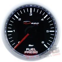 DEPO gauge CSM 52mm - FUEL PRESSURE - DP-ZE-004