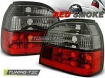 VW GOLF 3 09.91-08.97 RED SMOKE - LTVW41