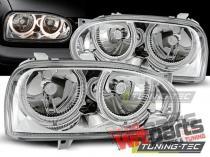 VW GOLF 3 09.91-08.97 ANGEL EYES CHROME LPVW01