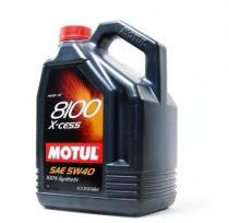 Motul 8100 X-Cess 5W40 5L Oil XCESS5W405L