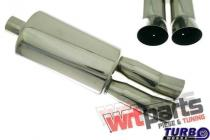 Muffler TurboWorks 35 2,  5 - TW-TL-029