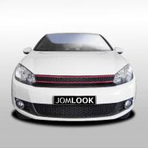 Grille without emblem for Volkswagen Golf VI 1L0853653MOE