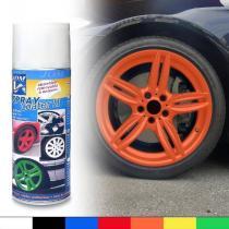Spray orange foil 127141