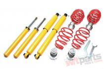 Kit suspensie sport reglabila pentru Opel Calibra A Ta-Technix EVOGWOP11