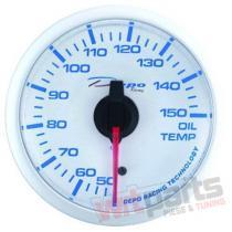 DEPO gauge WBL 52mm - OIL TEMP - DP-ZE-016