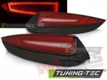 LED TAIL LIGHTS RED WHITE fits PORSCHE 911 997 09-12 LDPO36