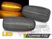 SIDE DIRECTION WHITE LED fits MERCEDES W124/ W210/ W202/ SLK KBME04