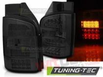 LED TAIL LIGHTS SMOKE fits VW T5 10-15 TRANSPORTER LDVWN8