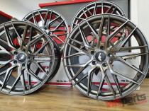 Set Jante aliaj Japan Racing JR28 R20 5x120 - JR2820855I3572HB