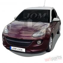 Front Grill badgeless,  black suitable for Vauxhall Adam 6320073OE