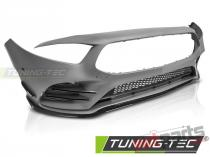 FRONT BUMPER SPORT WITH CAMERA HOLE fits MERCEDES W177 18- ZPME33