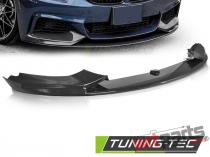 SPOILER FRONT PERFORMANCE STYLE GLOSSY BLACK fits BMW  SPBM33